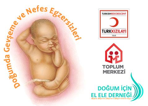 Türk Kızılayı ve 4D İşbirliği ile Doğumda Gevşeme ve Nefes Egzersizleri