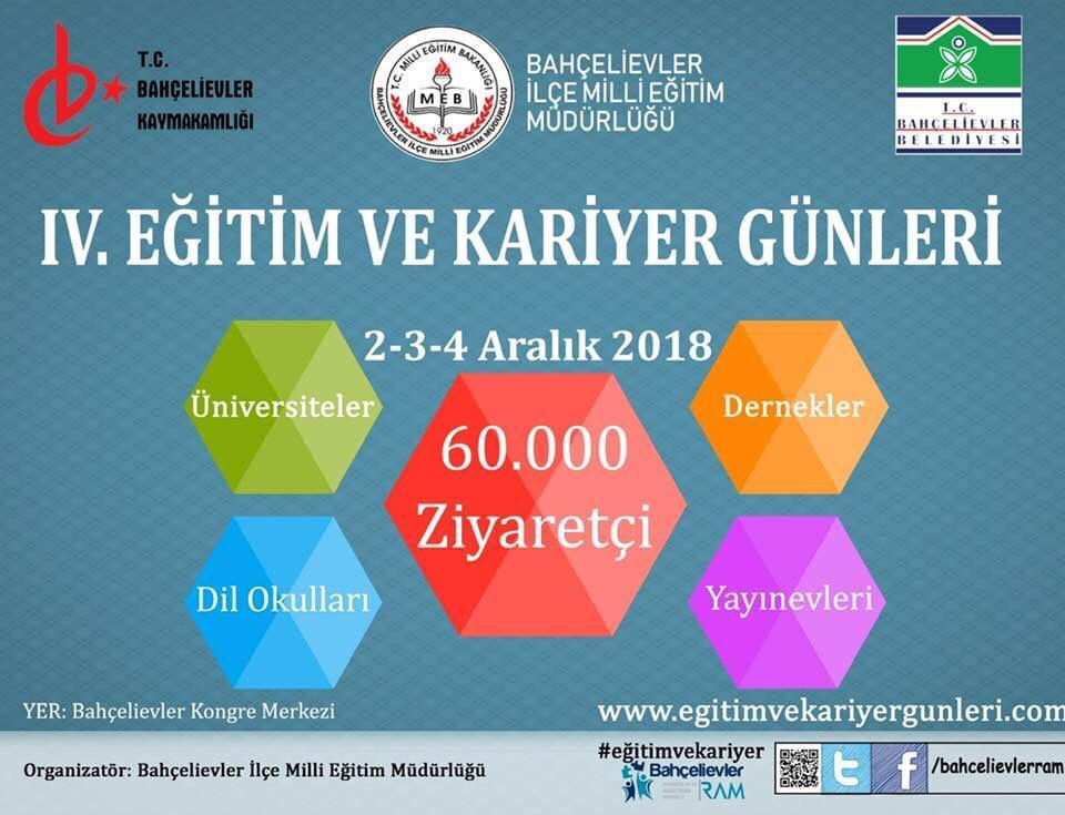 Bahçelievler VI. Education and Career Days