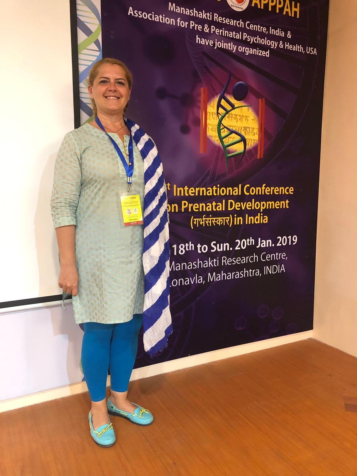 Hindistan 1. Prenatal Development Kongresi