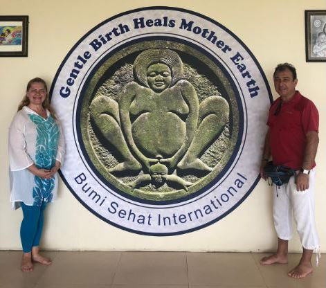 Bumi Sehat Foundation International Visit