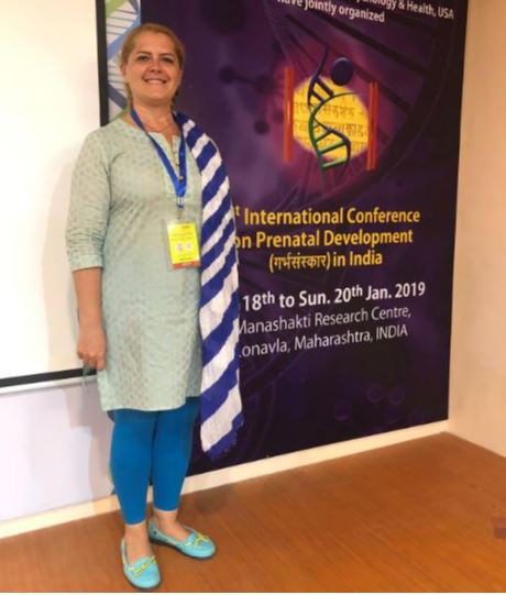 1st International Conference on Prenatal Development in India