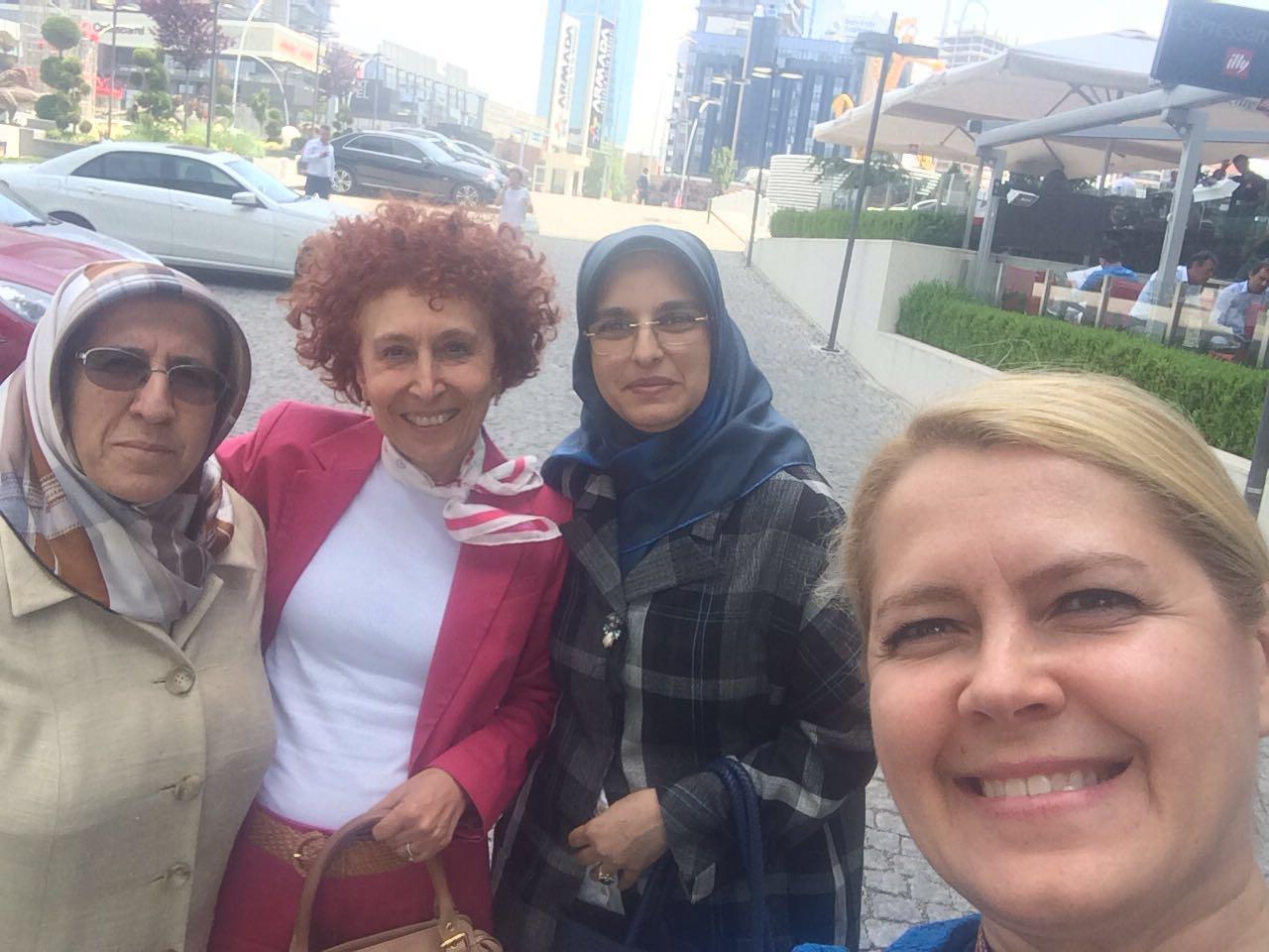 Doğum için El Ele Ankara'da